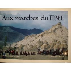 ++BETTY VLAMINCK aux marches du Tibet DÉDICACÉ 1987 ENVOL EX++