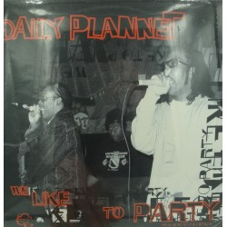 DAILY PLANNET we like to party/continous MAXI 2002