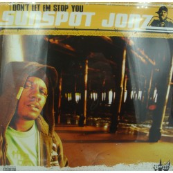 SUNSPOT JONZ don't let em stop you 2LP's Battle Axe