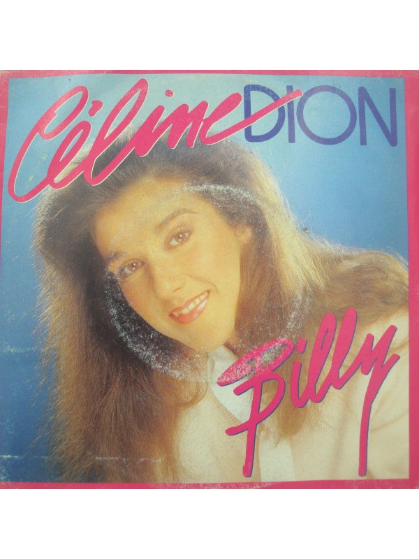 CELINE DION billy/en amour SP 1986 Emi