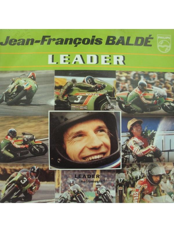 JEAN-FRANÇOIS BALDÉ leader/instrumental SP 1982 Philips