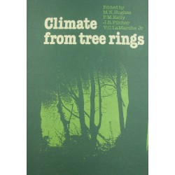 CLIMATE FROM THE RINGS Hughes/Kelly/Pilcher/Lamarche - changement climatique 1982