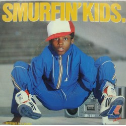SMURFIN' KIDS instrumental K-WAY L'action SP Promo