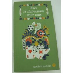 VAN WEYENBERGH jeux et distractions pour tous 1975 Marabout