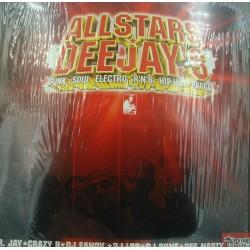 ALL STARS DEEJAY'S Mr Jay/Crazy B/Pone/Dee Nasty MAXI 2002 Emi