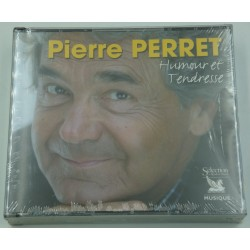 PIERRE PERRET humour et tendresse 5CD's Box Reader's digest