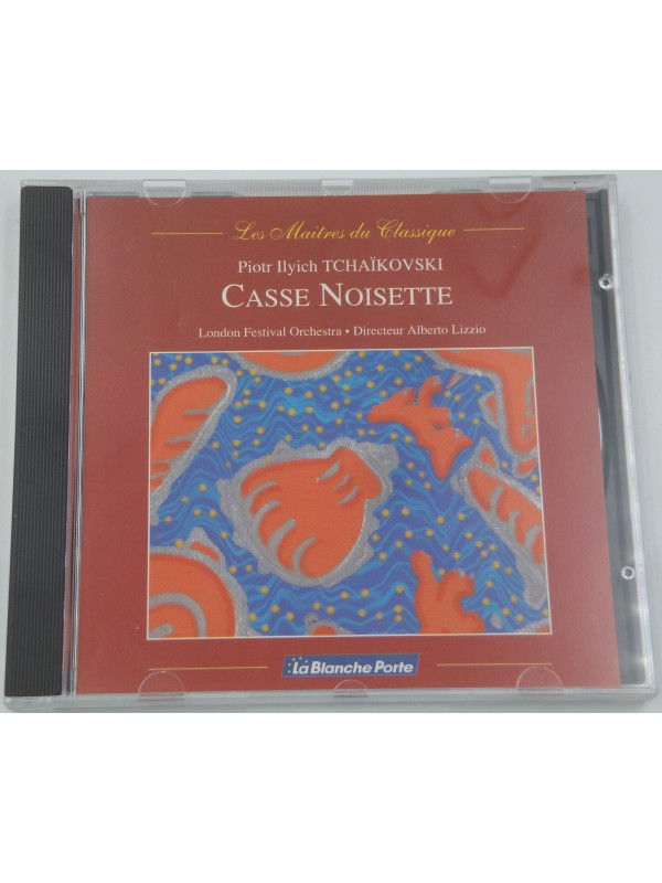 ALBERTO LIZZIO/LONDON casse noisette TCHAIKOVSKI CD
