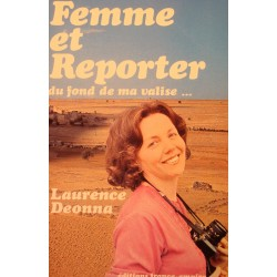 LAURENCE DEONNA femme et reporter 1980 FRANCE-EMPIRE biographie EX++