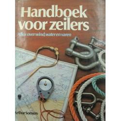 ARTHUR SOMERS handboek voor zeilers - alles over wind, water en varen 1980 Navigation
