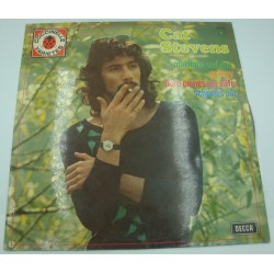 CAT STEVENS matthew and son/granny/school is out LP 1970 Decca