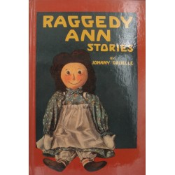 JOHNNY GRUELLE raggedy ann stories 1993 Simon and Schuster books