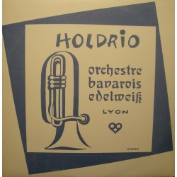 ORCHESTRE BAVAROIS EVELWEIK holdrio LYON LP JBP RARE EX++