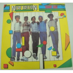 "NEW EDITION candy girl SP 7"" 1983 London - Breakdance"