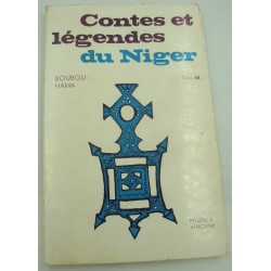 BOUBOU HAMA Contes et légendes du Niger T3 - 1973 Présence africaine