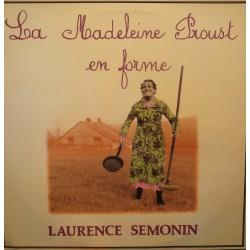 LAURENCE SEMONIN la madeleine proust en forme LP 1983 ARABELLA VG+