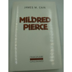 JAMES M. CAIN mildred pierce - Roman et DVD - 2009 Gallimard