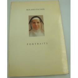 ROLAND FISCHER portraits 1989 Musée d'art moderne de la ville de Paris