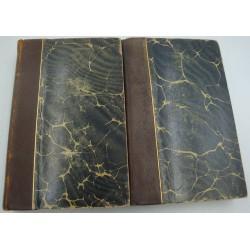 RACINE Théâtre de.. 2 Volumes - D. JOUAUST/FOURNEL Flammarion