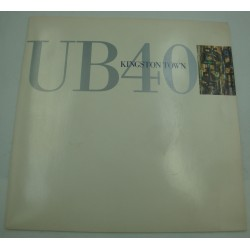 "UB40 kingston town/lickwood SP 7"" 1990 Virgin"