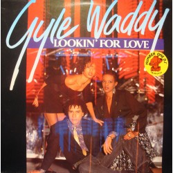 GYLE WADDY lookin for love/jessy lacy MAXI 1990 SMASH VG++