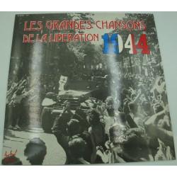 GRANDES CHANSONS DE LA LIBÉRATION 1944 chant des partisans 2LP's Festival