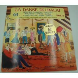 LOUIS CORCHIA la danse du balai vol.2 marches chantées/charlestons 2LP's 1972 Festival