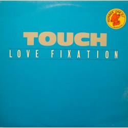 TOUCH love fixation (4 versions) MAXI RAMS HORN 1987 VG++
