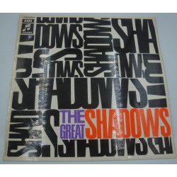 THE SHADOWS the great LP Columbia - i want you to want me/peace pipe