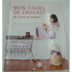 MARION MADEL mon cours de crochet - 25 leçons, 25 modèles 2014 Noyelles - couture