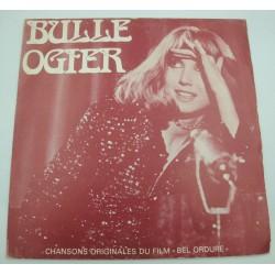 BULLE OGIER génération spontanée/mon enfant/adult'air BO Bel Ordure EP 1973