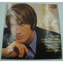 JACQUES DUTRONC l'opportuniste/leçon de gymnastique/transes-dimanche EP 1968 Vogue