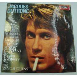 JACQUES DUTRONC la seine/je suis content/la solitude/les vangauguins EP 1968 Vogue