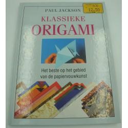 PAUL JACKSON klassieke Origami - het beste op het gebied van de papiervouwkunst