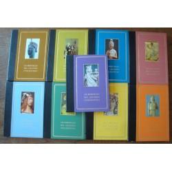Les merveilles des grandes civilisations - 9 Volumes 1969 Crémille