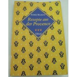 ANDRÉE MAUREAU rezepte aus der Provence - recette provence 1996 Edisud