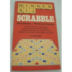JACOBS/DE CEUSTER winnen bij scrabble 1980 In den toren