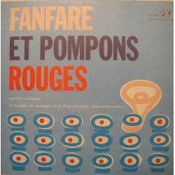 JULES SEMLER-COLLERY/EQUIPAGES DE LA FLOTTE fanfare et pompons rouges LP VG++