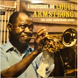 LOUIS ARMSTRONG the louis armstrong story 2LP'S 1973 CBS VG++