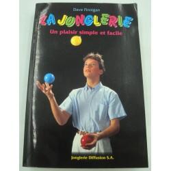 DAVE FINNIGAN la jonglerie - un plaisir simple et facile 1994 Jonglerie Diffusion