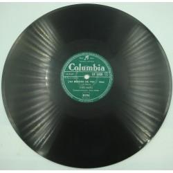 TINO ROSSI tango bleu/j'ai besoin de toi 78T 1952 Columbia