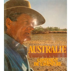 MARC HEIMER/MANUEL LITRAN Australie continent de l'aventure 1974 MONDO EX++