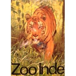 FRED KURT/WILLI DOLDER zoo Inde 1976 SILVA RARE EX++