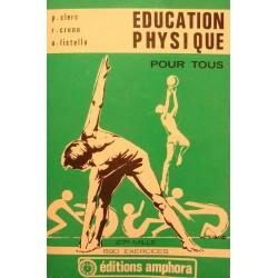 CLERC/CRENN/LISTELLO education physique pour tous 1975 AMPHORA RARE++