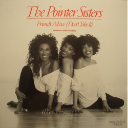 THE POINTERS SISTERS friends' advice/do your own thing dub MAXI 1990 MOTOWN VG++
