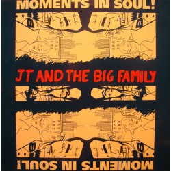 JT AND THE BIG FAMILY moments in soul/eden 90 MAXI 1989 ZYX EX++