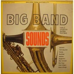 EARLE SPENCER big band sounds LP GOLDEN STONE spenceria/patricia/gangnusters VG++