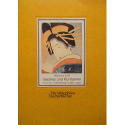 HENDRICK LUHL geishas und kurtisanen 1983 HERENBERG allemand EX++