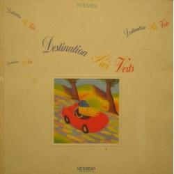 AURIGNAC/BREMOND/HAMEL/MARINI destination prés verts ILLUSTRÉ 1998 POESIE++