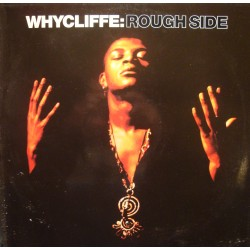 WHYCLIFFE rough side LP 1991 MCA which road/confusion EX++