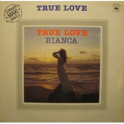 TRUE LOVE bianca/it's gonna be a long hot summer MAXI 1979 CBS VG++